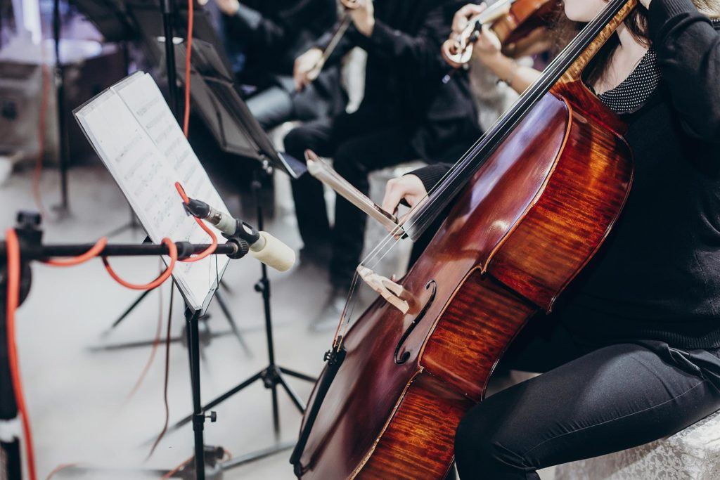 Cello for Wedding Music