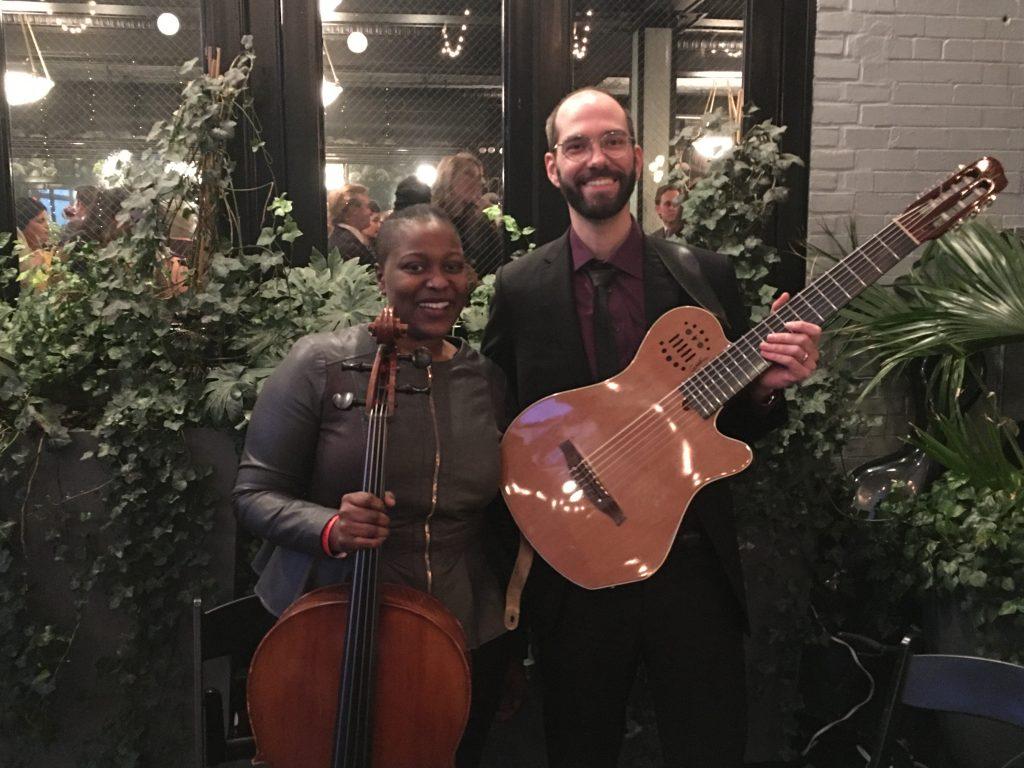 Guitar Cello Duo